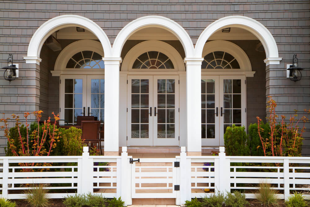 How to Secure Your French Doors?   Elite Impact Glass